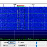 JT65での双方向の通信が受信できた