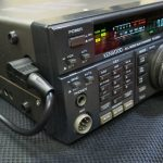 TS-690、USB-シリアルケーブル(TTL-232R-5V)でCAT制御できた