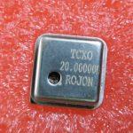 TCXO 20MHzが届いた