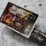 Gawantもどきの感電対策 – 発熱対処の目処が立つ