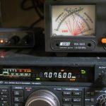 TS-690でのJT65送信時の周波数と送信電力