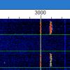 JT65の汚い信号