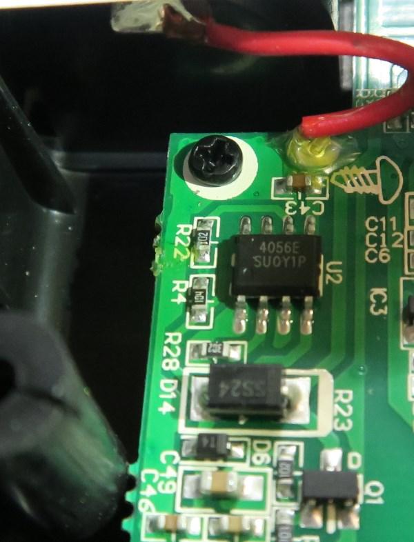 D-808充電コントローラ?